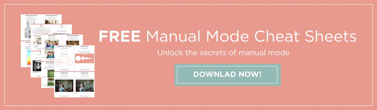 Download this FREE manual mode cheat sheet!