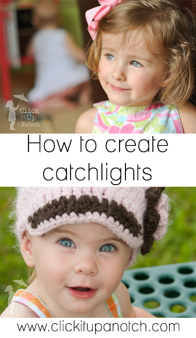How to create catchlights