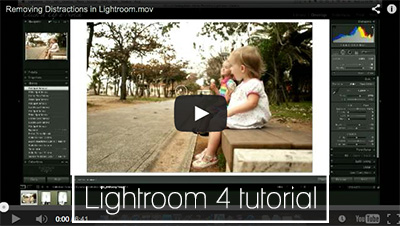 Lightroom 4 spot remove tool