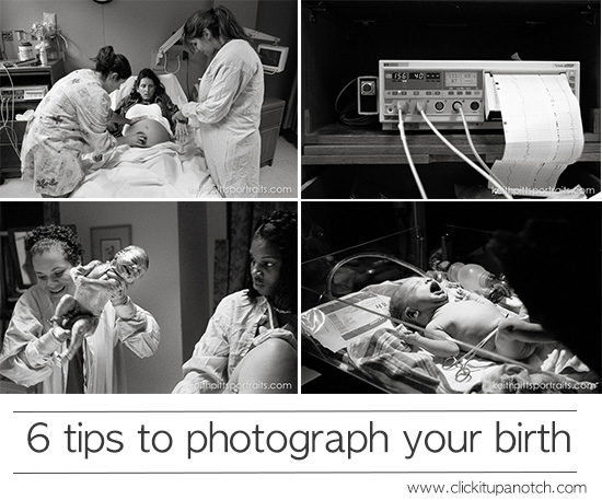 birth photography tips