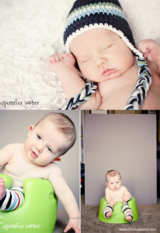 10 tips to photograph your baby