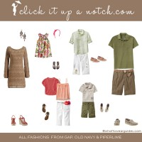 what to wear in family photos may 2012