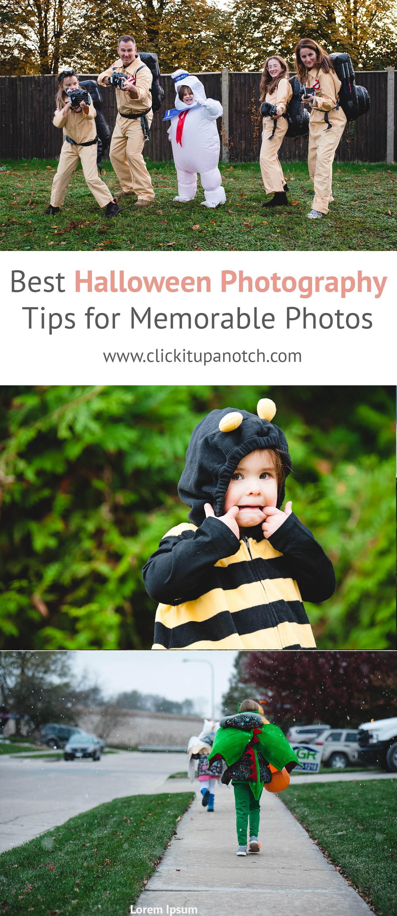 Best Halloween Photography Tips for Memorable Photos