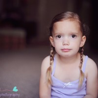 photographing children in 6 minutes