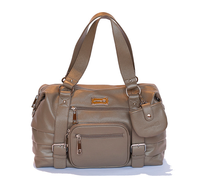 Khaki Safari Camera bag