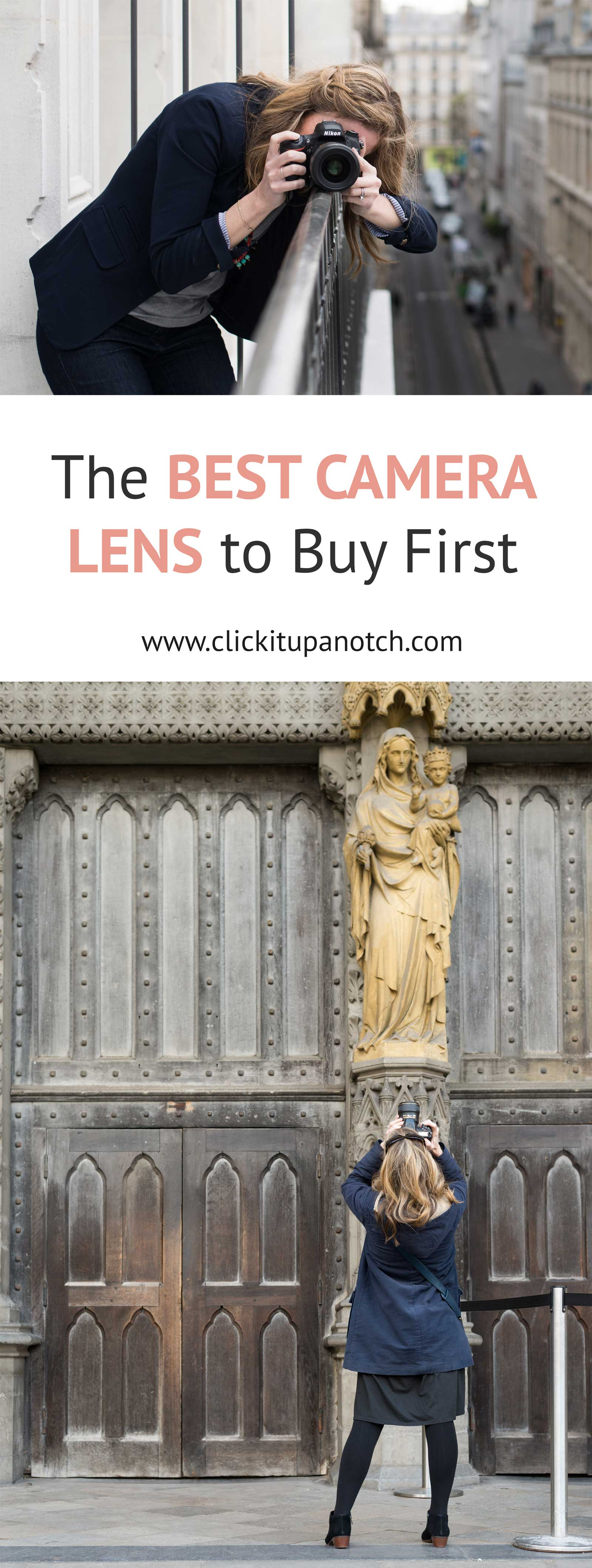 Curious to what lens you should purchase first? Start with this amazing lens that packs a lot of bang for it's buck. The Best Camera Lens to Purchase First