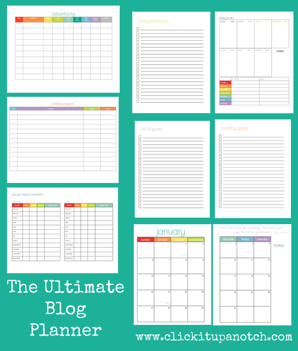 Ready to get your blog organized?