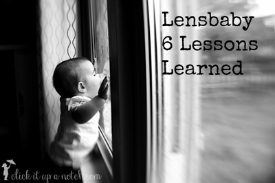 Lensbaby Lessons Learned