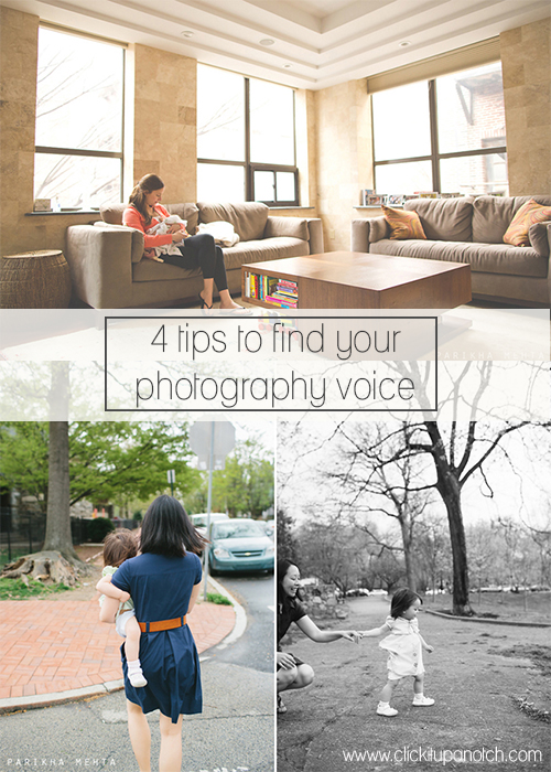 4 tips to find your photography voice