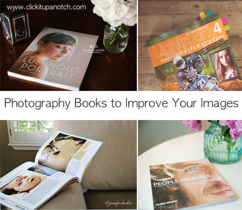 Photography books to improve your images