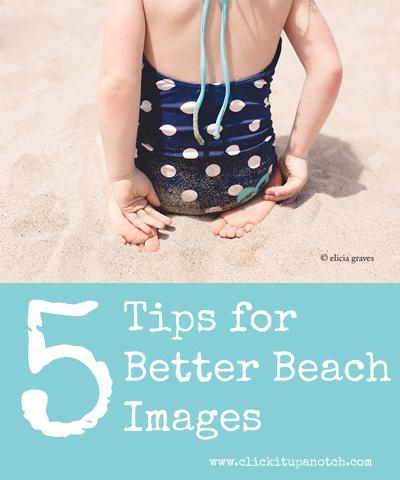 beach photography tips