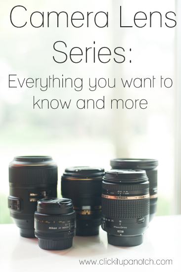 camera lens series