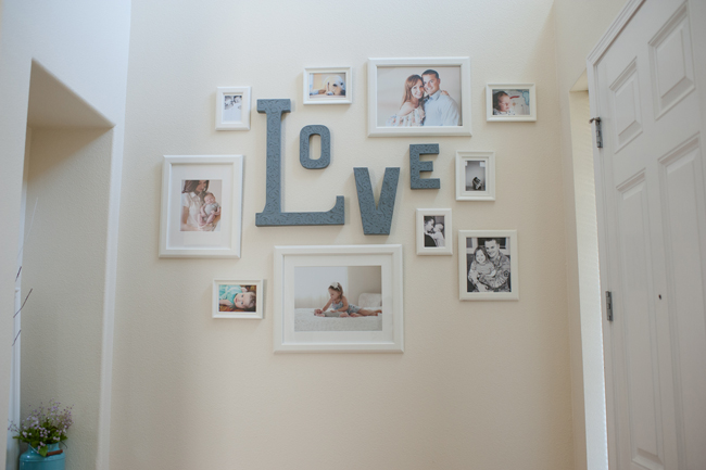 Photo Wall Display Ideas