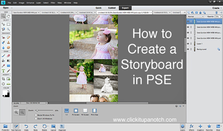 creating-a-storyboard-in-photoshop-elements