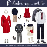 what to wear in family photos december 2013