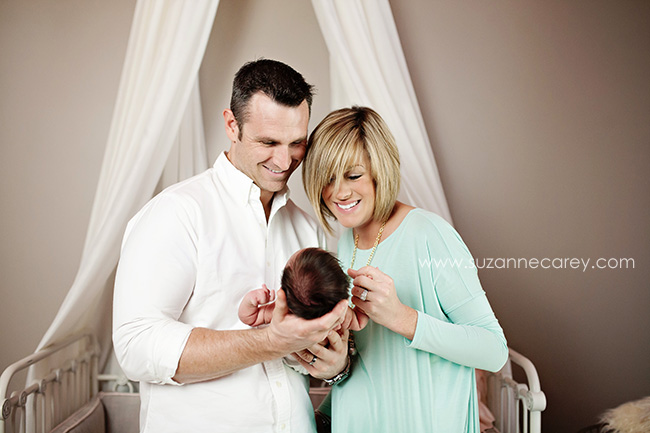 Newborn photography tips: Finding beauty in your client's home by Suzanne Carey via Click it Up a Notch