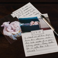 Project 365 Journal cards by Jill Levenhagen via Click it Up a Notch