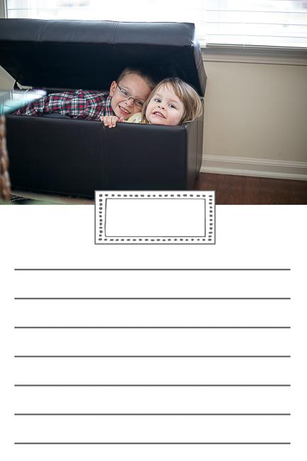 Project 365 Journal cards by Jill Levenhagen via Click it Up a Notch