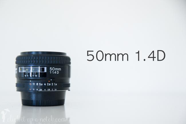 50mm 1.4D
