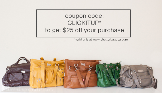 shutterbag coupon code