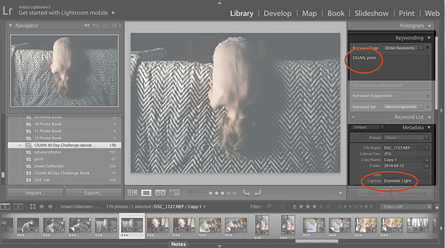 Tips to stream line your photo book creation