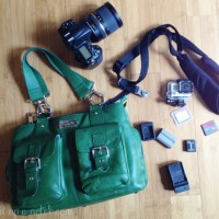 Photography gear to pack for Europe