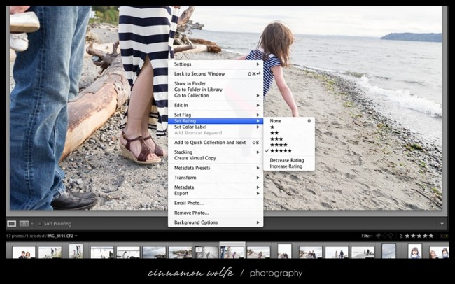 Photography Editing Workflow - Lightroom | Photoshop | BlogStomp by Cinnamon Wolfe via Click it Up a Notch