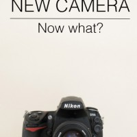 NEW CAMERA | Now what? via Click it Up a Notch