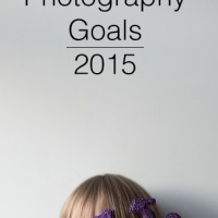 photography goals 2015