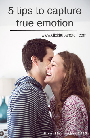 5 tips to capture true emotion