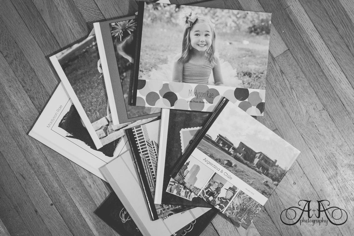 Amanda Anderson Photography display