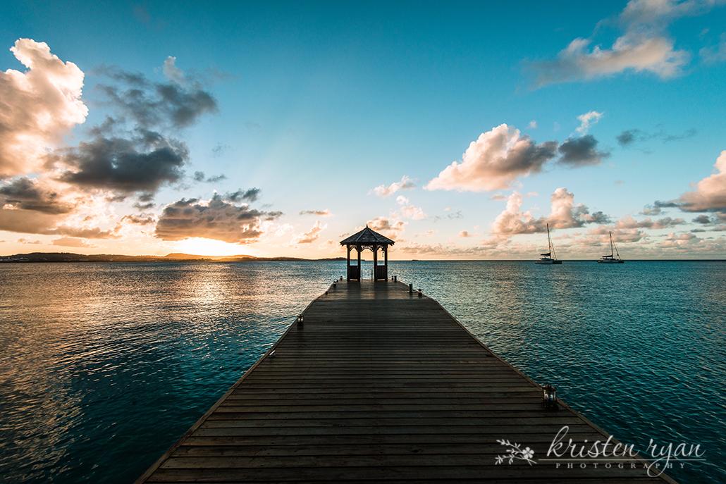 Kristen Ryan ~ Antiguan Dock