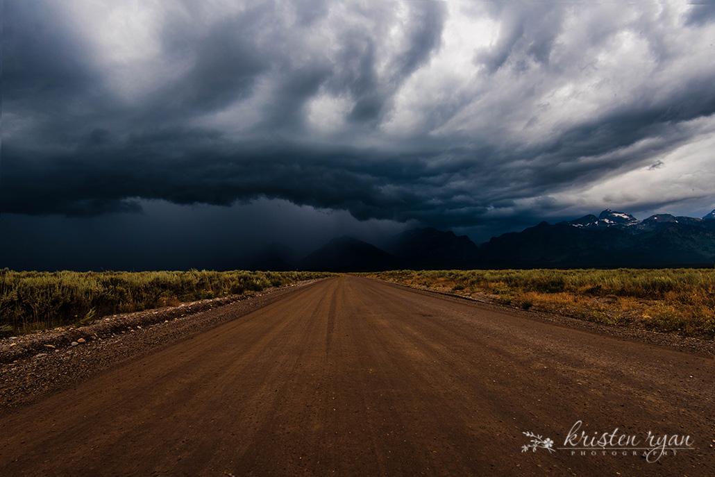 Kristen Ryan ~ Incoming storm