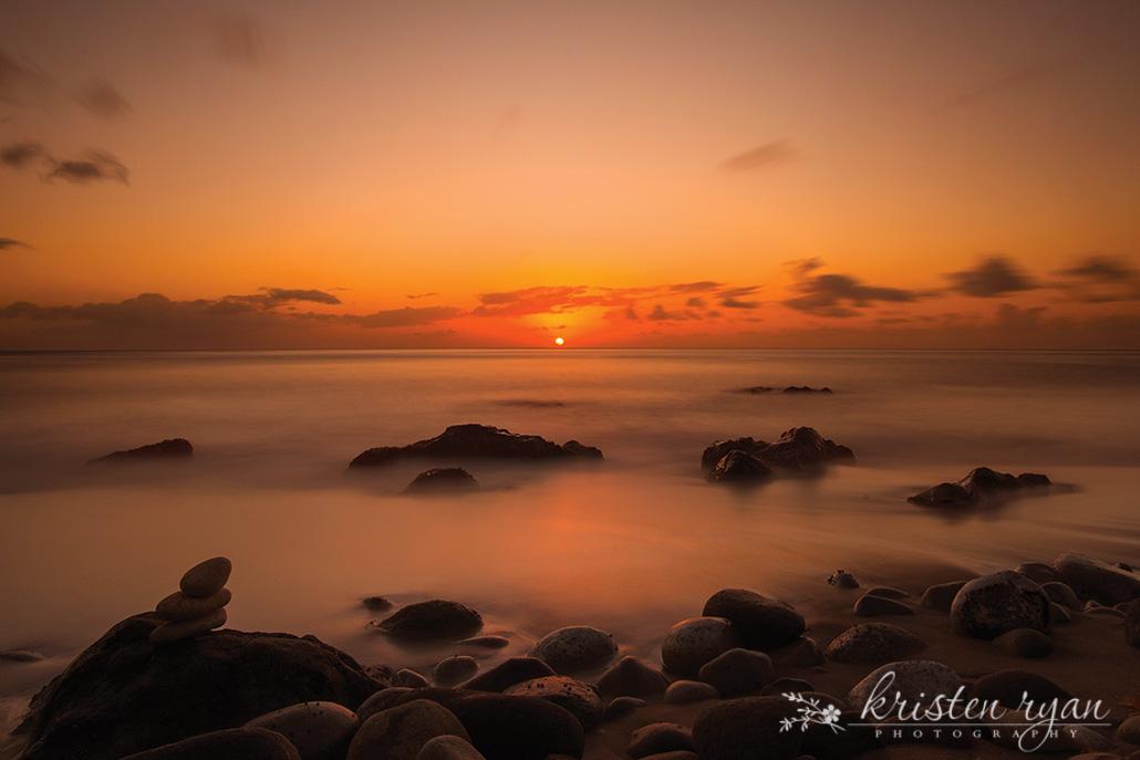 Kristen Ryan ~ St. Lucia Sunset