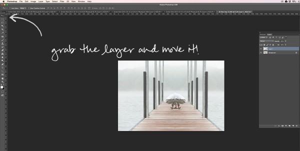 move layer