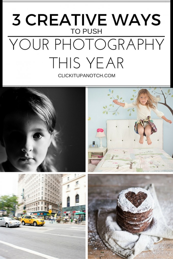 Photography tips for beginners or more advance photographers! Find inspiration this year with 3 creative ways to push your photography. Photography ideas, tips & inspiration.