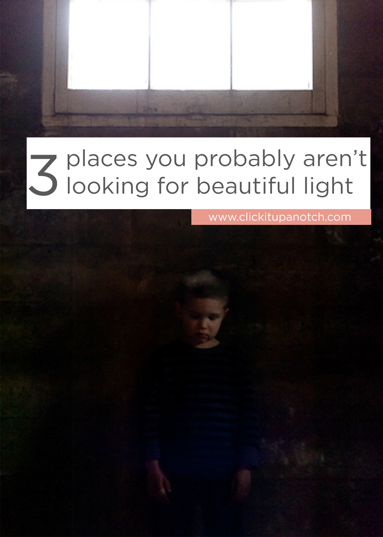 3 places you probably aren't looking for beautiful light