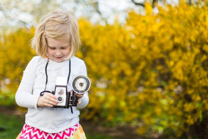 How to Get Started Teaching Kids About Photography