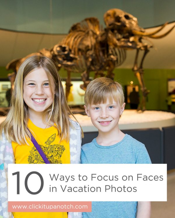 We're planning a big trip soon and I'm going to use her tips! Tip 7 and 10 are my favorite! Read - 10 Ways to Focus on Faces in Vacation Photos