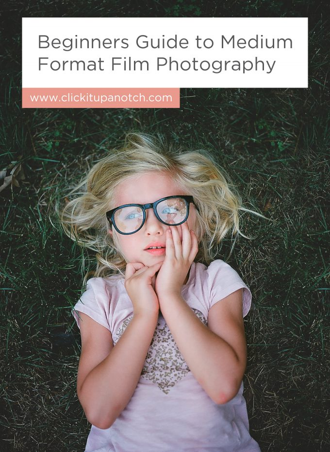 "Her post makes film far less intimidating than I thought! Read - ""Beginners Guide to Medium Format Film Photography"""