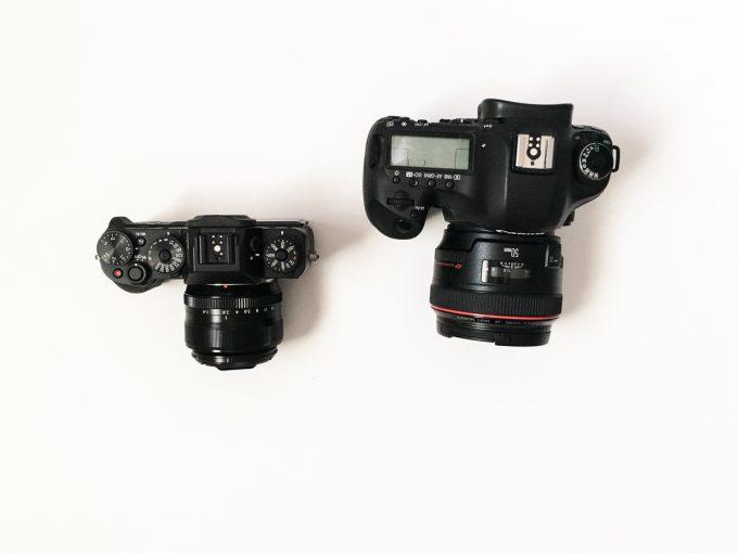 Why I Chose a Fuji Mirrorless Over a Full-Frame