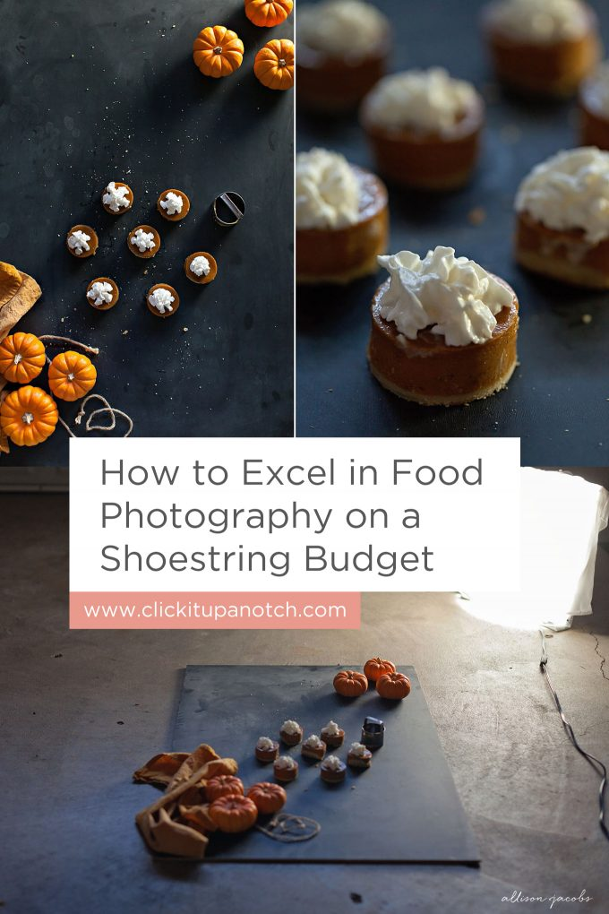 "I love her tip on the use of budget friendly lighting! Must read if you're interested in dabbling in food photography! Read - ""How to Excel in Food Photography on a Shoestring Budget"""