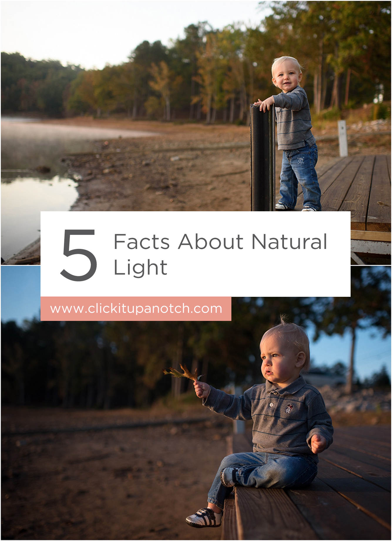 "This is a great post if you want to know more about hard and soft light! Read - ""5 Facts About Natural Light"""