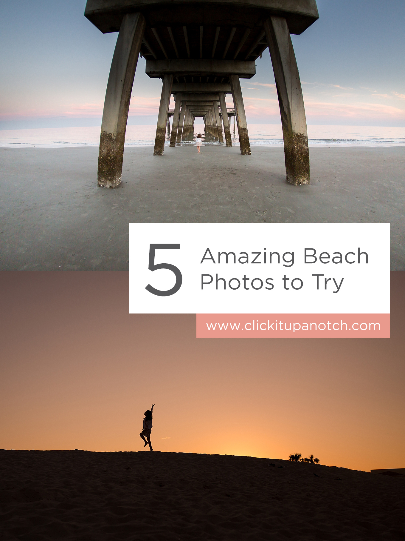 """This is a great list for your next beach trip! Read - """"5 Amazing Beach Photos to Try"""""""