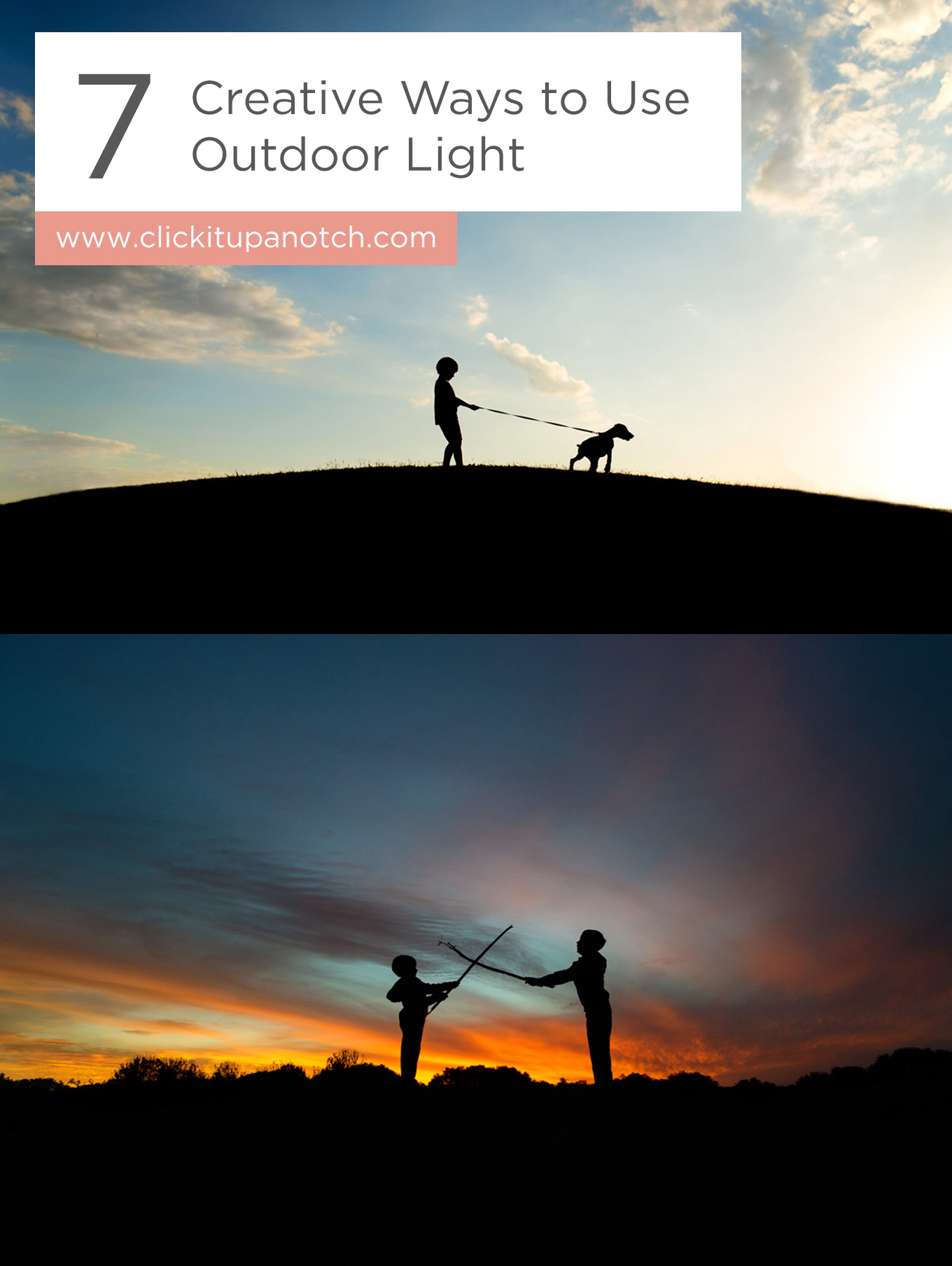 "These tips will come in handy this summer! Love all the suggestions too! Read - ""7 Creative Ways to Use Outdoor Light"""