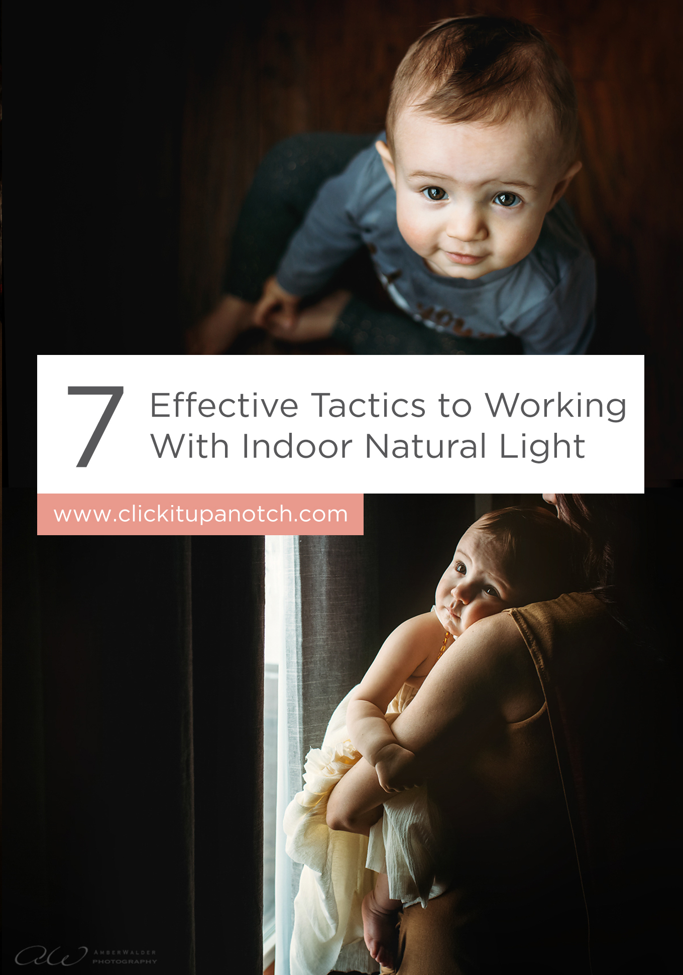 "I love all of these suggestions and especially the bonus tips at the end! Read - ""7 Effective Tactics to Working With Indoor Natural Light"""