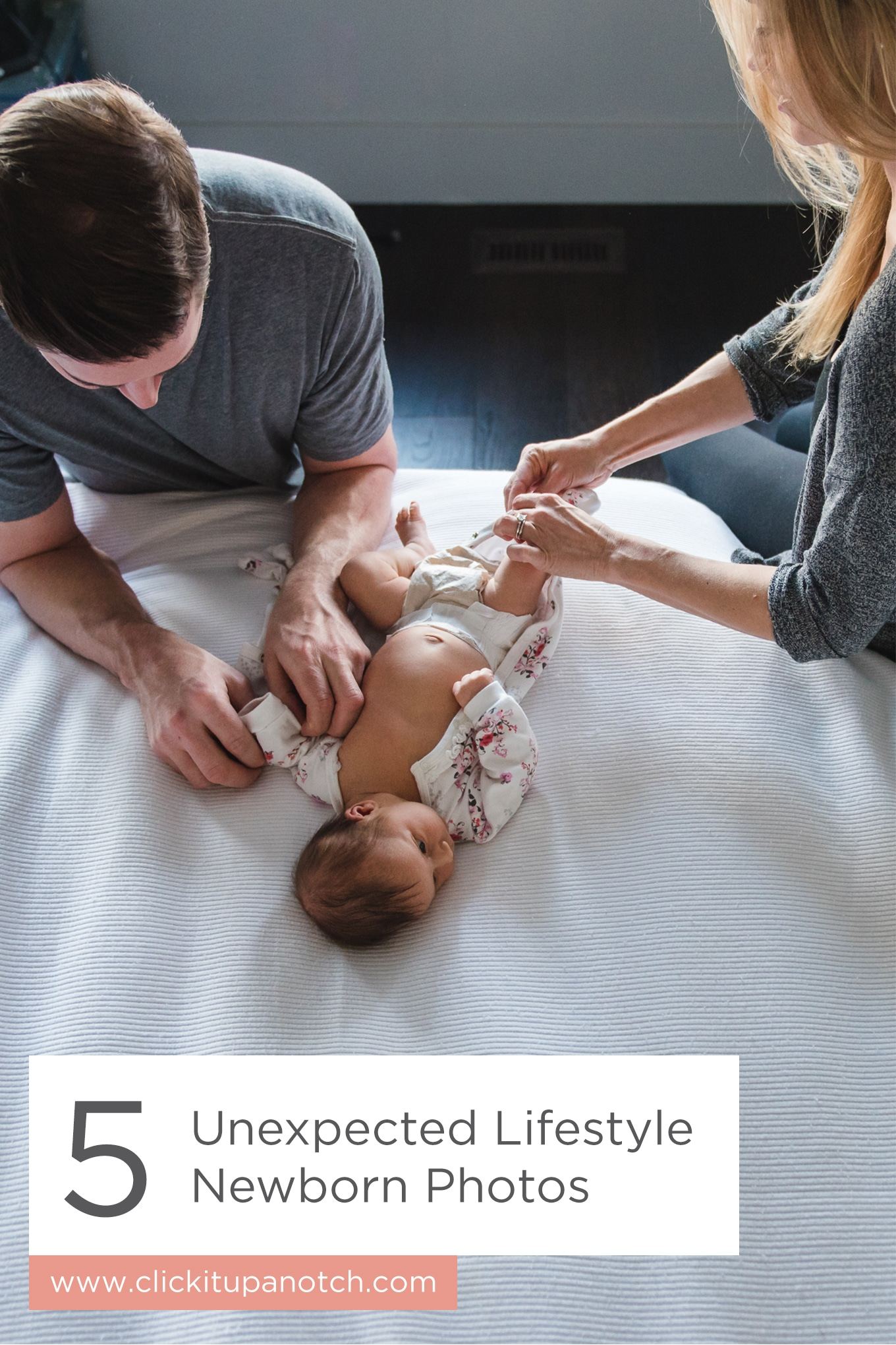 """These are fantastic! I love how she gave tips and troubleshooting ideas as well! Read - """"5 Unexpected Lifestyle Newborn Photos"""""""