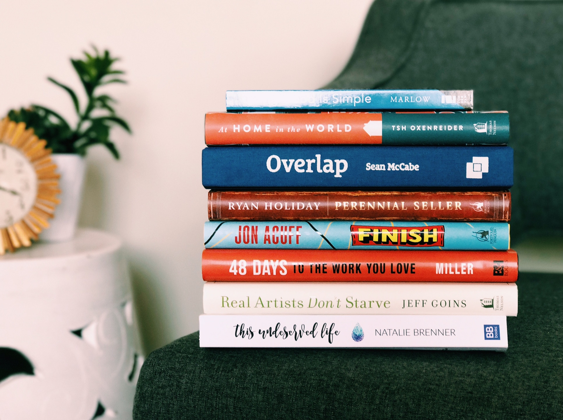 What I learned about photography at a writing conference