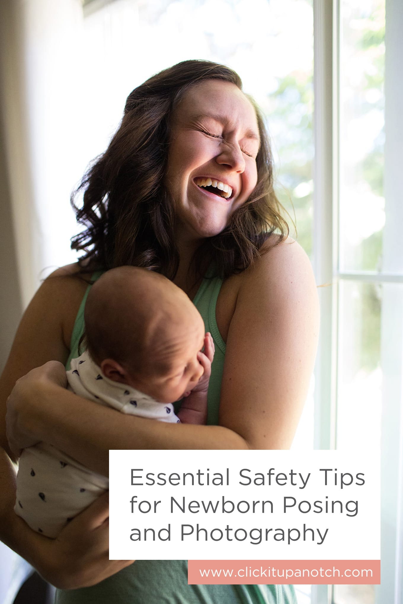 "These tips come from a former NICU nurse. There are bunch of unexpected safety tips I never knew of. Read - ""Essential Safety Tips for Newborn Posing and Photography"""