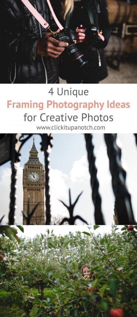 framing photography ideas for creative photos